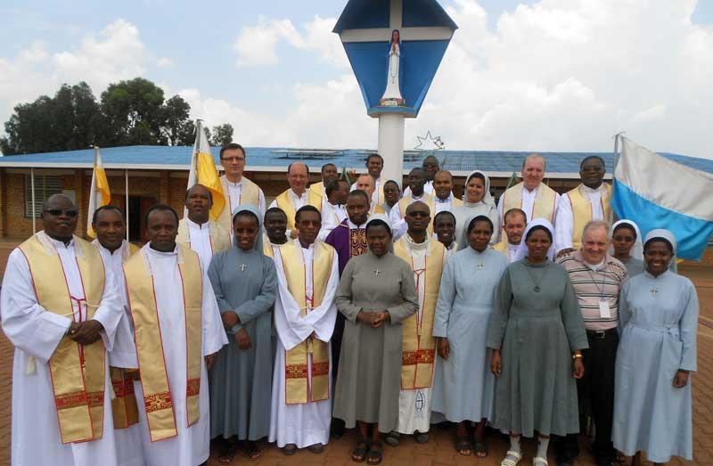 Incontro dei Formatori 2012, Kibeho - Ruanda
