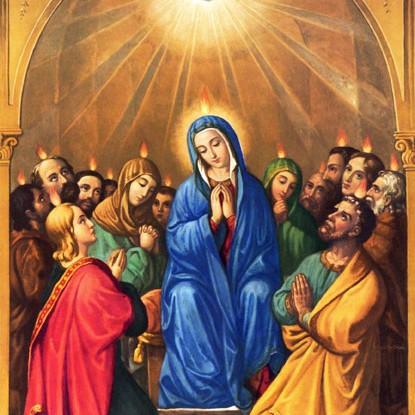Maria, Regina degli Apostoli