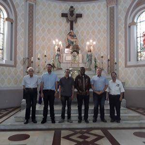"""Visita Ufficiale alla Provincia di """"Santa Maria Conquistatrice"""" in Brasile (12)"""