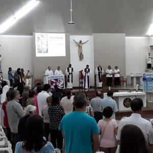 """Visita Ufficiale alla Provincia di """"Santa Maria Conquistatrice"""" in Brasile (16)"""