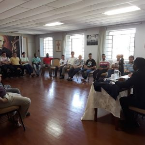"""Visita Ufficiale alla Provincia di """"Santa Maria Conquistatrice"""" in Brasile (3)"""