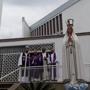"""Visita Ufficiale alla Provincia di """"Santa Maria Conquistatrice"""" in Brasile (9)"""